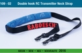 Neck Strap RC Transmitter Double Hook Raboesch 109-02  Envelop