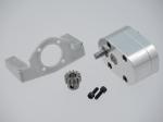 Servonaut VTG gearbox voor 4WD voor GM32 motoren