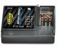 Carson  501534  Reciever Reflex Pro3 waterdicht 2,4 GHz Envelop