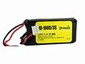 D-Power Lipo 3-1000mAh  3S 30C XH bal + BEC stekker Pakket