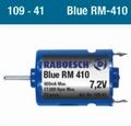 Raboesch 109-41  Bow Thruster Motor Bleu RM 410 -7,2V