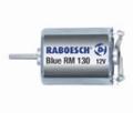 Raboesch 109-13  Bow Thruster Motor Bleu RM 130 -12V Envelop