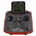 JETI  DS-16 Carbonline duplex Multimode, Red edition Pakket