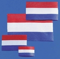 Krick 63463 Vlag nederland 55x83mm 1 stuks Envelop