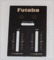 Futaba FX20-FX22 - Optionsplatzabdeckung Linear 1stuks Envelop