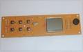 Robbe FUTABA FC16 Haupt Platine Onder-deel +LCD 98-4849-2 Pakket