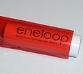 Krimpkous PVC  50cm Accupack 2:1  25mm plat rond 17mm ROOD Envelop