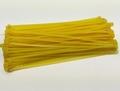 Kabelbinder Tie-wrap GEEL 150x3mm  zakje 100stuks Envelop