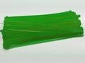 Kabelbinder Tie-wrap GROEN 150x3mm  zakje 100stuks Envelop