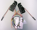 Servonaut LV7 MB Actros LED PCB front lights L+R 7-12V Envelop