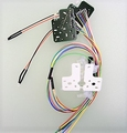 Servonaut LV7 MAN TGX LED PCB front lights L+R 7-12V Envelop