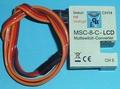 Beier Multiswitch-Conv MSC-8-C-LCD , Reflex Stick Multi LCD Envelop