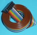 Beier Flachbandkabel USM-RC-2 , SFR1 10P m stekker / 40cm Envelop