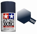 Tamiya 85053, TS-53 Deep Metallic Blue 100ml Spray Pakket