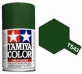 Tamiya 85043, TS-43 Racing Green 100ml Spray Pakket