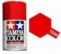 Tamiya 85039, TS-39 MICA RED 100ml Spray Pakket