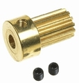 G-Force RC - Koppeling adapter Flex 12 - As Dia. 4mm - 1st