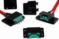 EMCOTEC 4x schroefclips voor MPX stekker A86013 Envelop