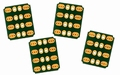 Emcotec A85320 MPX Soldering PCB 90° 8pin, 4 pieces Envelop