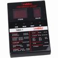 Robbe 8720 RO-CONTROL PROGCARD PRO brushless ESC'S. Envelop