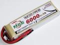 Robbe LiPo- NXE-POWER EVO 3S6000/30C, 6646NXE Pakket