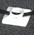 Kabelbinder Plakzadel 19x19mm WIT 3,6mm Tyreb Envelop