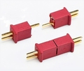 Mini DEAN-T plug Gold MALE+ FEMALE 1x paar 20Amp Envelop