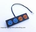 Pistenking  Kingpad Aanhanger modul steunpoten e.d. KP-4 Envelop