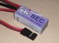 CTi  X-BEC  5-25Volt, Loodaccu, BEC 5V -5AMP Envelop