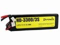 D-Power HD-3300 3S Lipo (11,1V) 30C - mit XT60 Stecker Pakket