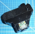 Motor bucket of midarm spindel V3  Huina 1580 Graafmachine Pakket