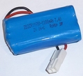 Accu 7,4V Li-Ion 1100mAh Mini Tamiya Male Envelop