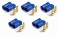 EC3 Connectors MALE Blauw 60Amp 5 stuks Envelop