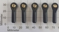 Robbe 5203 Kogelgewricht 32mm kogel+voet 6,5mm M3/3mm 5 Stk Envelop