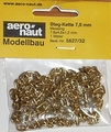 Aeronaut Ankerketting Steg 7,8x4,6x1,2mm 1m 5627-32