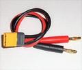 laadkabel XT60 eindkap siliconen 30cm 14 AWG  20AMP,AMCC02  Envelop