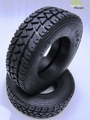 Wedico Thicon 1:16 terrain tires wide 2 pieces +/-24mm Envelop