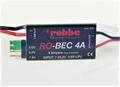 Robbe 8790 BEC 5-6-7,4V,  UBEC 4A-6A max 2-6S, XT30/Jr