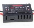 Robbe 8793 BEC 5-6-7,4V,  BEC 12A-20A max 3-6S, XT60/Jr/MPX Envelop