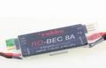 Robbe 8792 BEC 5-6-7,4V,  BEC 8A-12A max 2-6S, XT60/Jr Envelop