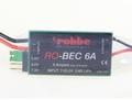 Robbe 8791 BEC 5-6-7,4V,  UBEC 6A-8A max 2-6S, XT30/Jr Envelop