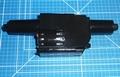 Aandrijving achteras AMEWI Huina 1583 Wheel Loader V2-V3 Pakket