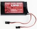 Graupner BT8084 Zenderaccu Plat HV LiPo 1S3P 3.8V 9000mAh Pakket