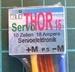 THOR 15 SERVO  motorelektronica voor BIG Servo 18A